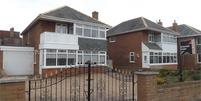 Asking Price £210,000, 4 Bedroom Detached House For Sale in Blackpool, FY4
