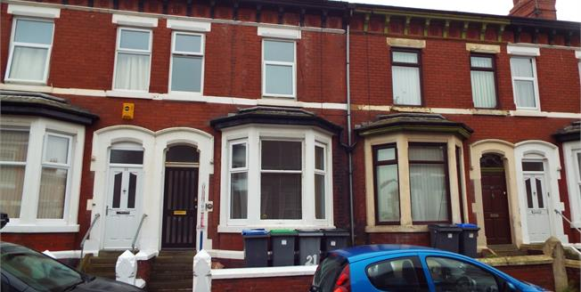 Asking Price £110,000, 2 Bedroom Terraced House For Sale in Blackpool, FY1