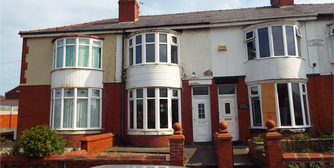 Asking Price £60,000, 3 Bedroom Terraced House For Sale in Blackpool, FY3