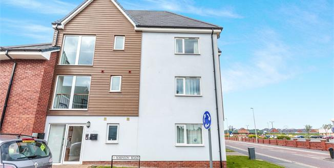 Offers Over £90,000, 2 Bedroom Flat For Sale in Lancashire, FY1