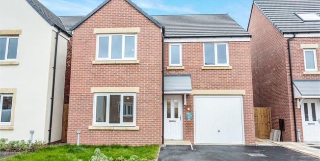 £104,998, 4 Bedroom Detached House For Sale in Lytham St. Annes, FY8
