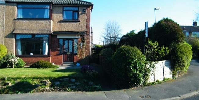 £144,950, 3 Bedroom Semi Detached House For Sale in Blackburn, BB2