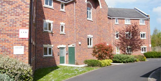 Asking Price £98,000, 2 Bedroom Flat For Sale in Blackburn, BB2