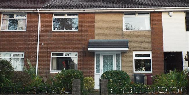 Offers Over £95,000, 3 Bedroom Terraced House For Sale in Blackburn, BB1