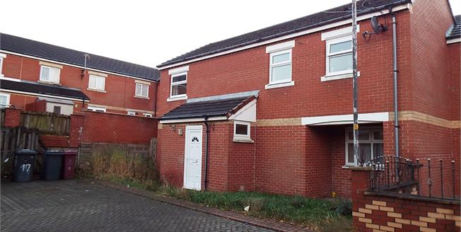Asking Price £199,000, 4 Bedroom Semi Detached House For Sale in Blackburn, BB1