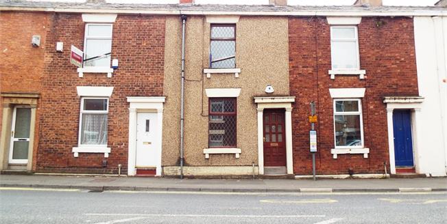 Asking Price £62,000, 2 Bedroom Terraced House For Sale in Blackburn, BB2