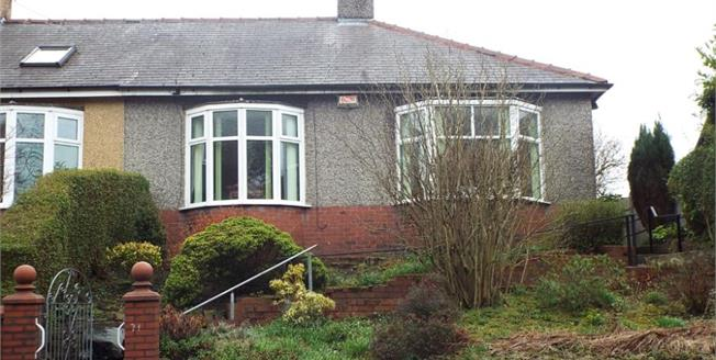£170,000, 3 Bedroom Semi Detached Bungalow For Sale in Rishton, BB1