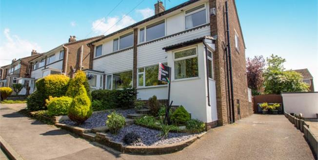 £174,950, 3 Bedroom Semi Detached House For Sale in Wilpshire, BB1