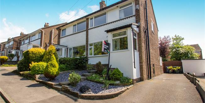 £170,000, 3 Bedroom Semi Detached House For Sale in Wilpshire, BB1