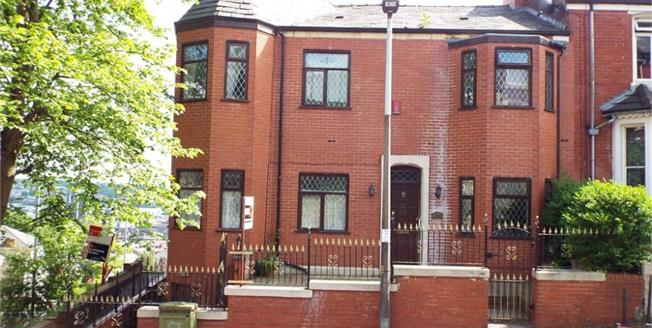 £150,000, 3 Bedroom End of Terrace For Sale in Blackburn, BB1