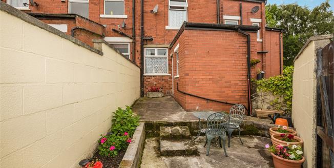 Asking Price £65,000, 2 Bedroom Terraced House For Sale in Blackburn, BB2