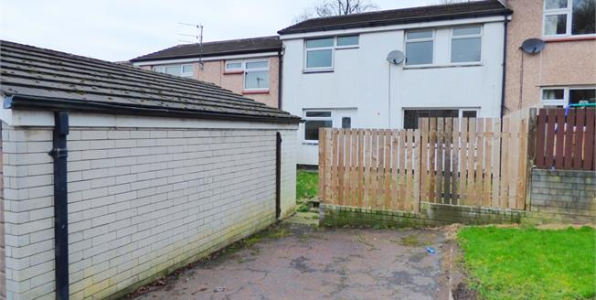 £68,000, 2 Bedroom Terraced House For Sale in Blackburn, BB1