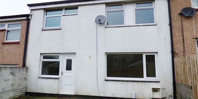 £70,000, 2 Bedroom Terraced House For Sale in Blackburn, BB1