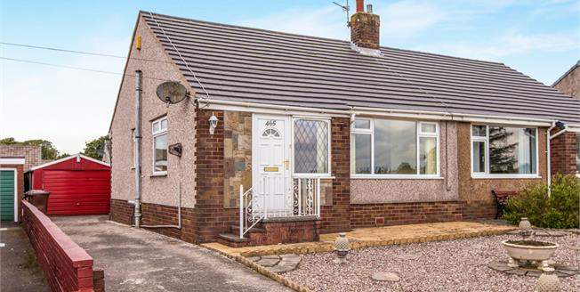 Offers in the region of £135,000, 2 Bedroom Semi Detached Bungalow For Sale in Blackburn, BB1