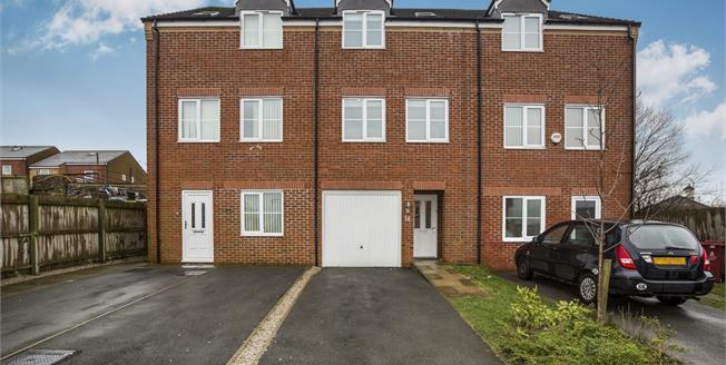Guide Price £146,000, 3 Bedroom Terraced House For Sale in Blackburn, BB2