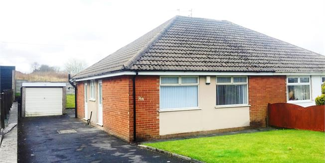 Offers in the region of £100,000, 2 Bedroom Semi Detached Bungalow For Sale in Blackburn, BB2
