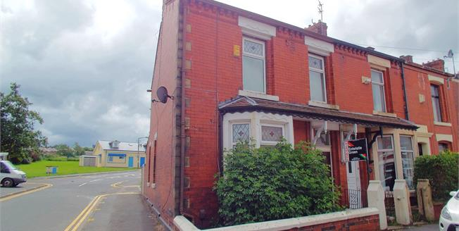 Asking Price £67,500, 3 Bedroom End of Terrace House For Sale in Blackburn, BB2