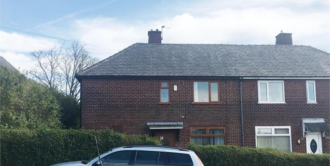 Asking Price £69,950, 3 Bedroom Semi Detached House For Sale in Blackburn, BB2