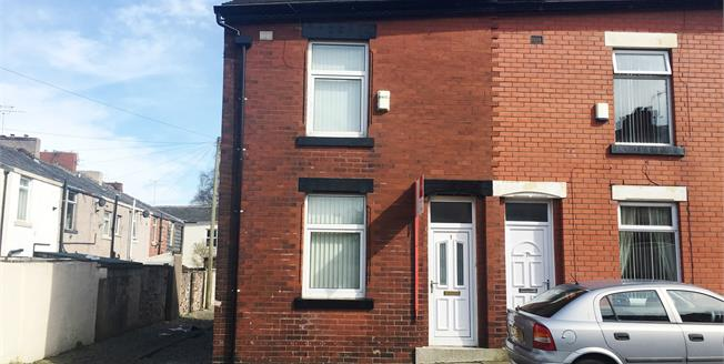 Asking Price £50,000, 2 Bedroom End of Terrace House For Sale in Blackburn, BB2