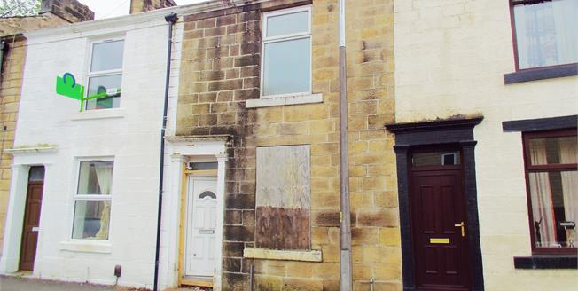 Asking Price £40,000, 2 Bedroom Terraced House For Sale in Darwen, BB3