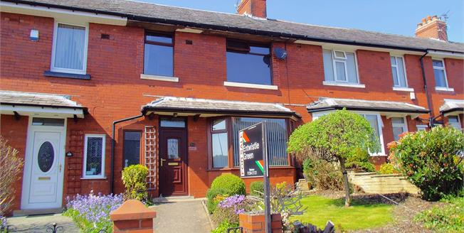 Offers Over £140,000, 5 Bedroom Terraced House For Sale in Blackburn, BB2