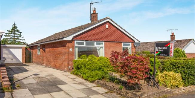Offers in the region of £165,000, 3 Bedroom Detached Bungalow For Sale in Blackburn, BB2