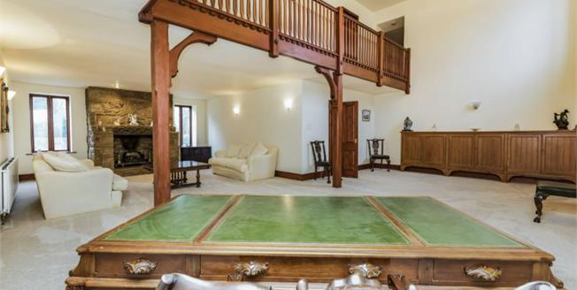 Price on Application, 5 Bedroom Detached House For Sale in Samlesbury, PR5