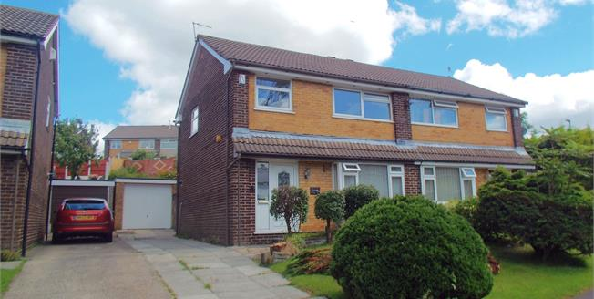 Asking Price £125,000, 3 Bedroom Semi Detached House For Sale in Lower Darwen, BB3