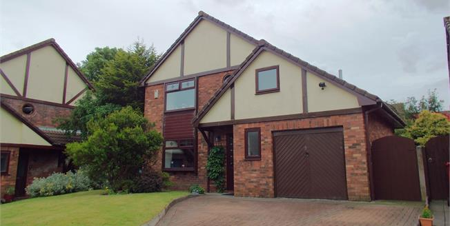 Offers in the region of £250,000, 4 Bedroom Detached House For Sale in Darwen, BB3