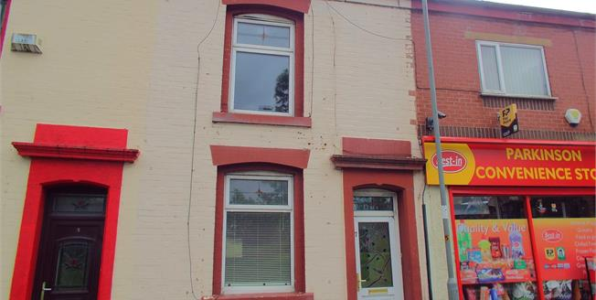 Asking Price £55,000, 2 Bedroom Terraced House For Sale in Blackburn, BB2