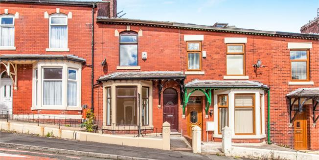 Offers Over £115,000, 3 Bedroom Terraced House For Sale in Blackburn, BB2