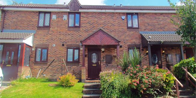 Offers in the region of £100,000, 2 Bedroom Semi Detached House For Sale in Blackburn, BB1
