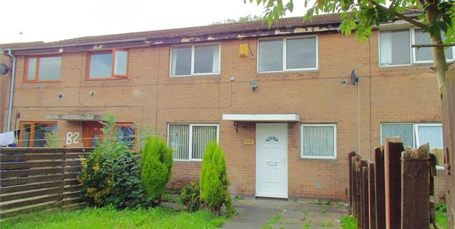 Offers in the region of £100,000, 3 Bedroom Terraced House For Sale in Blackburn, BB1