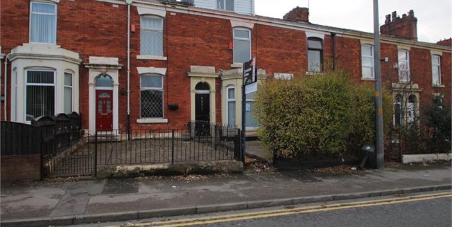 Asking Price £89,950, 2 Bedroom Terraced House For Sale in Blackburn, BB2