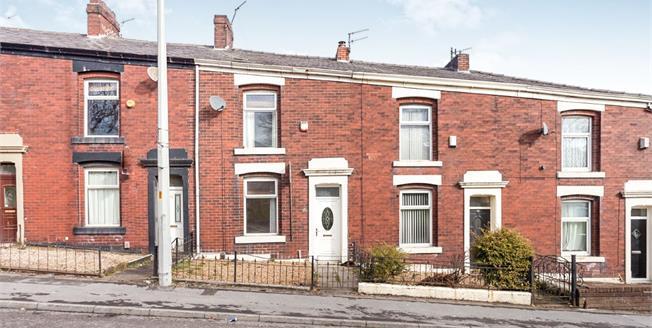 Asking Price £75,000, 2 Bedroom Terraced House For Sale in Blackburn, BB2
