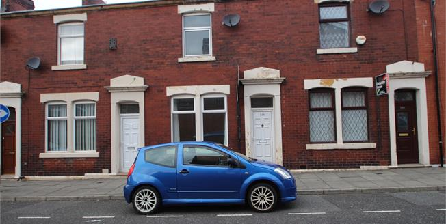 Asking Price £60,000, 2 Bedroom Terraced House For Sale in Blackburn, BB2