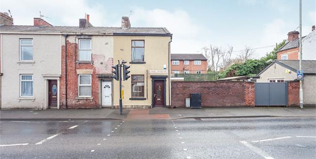 Asking Price £69,950, 2 Bedroom Terraced House For Sale in Blackburn, BB2