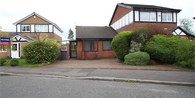 Asking Price £90,000, 2 Bedroom Semi Detached Bungalow For Sale in Blackburn, BB2