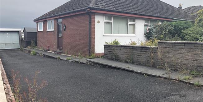 Asking Price £100,000, 2 Bedroom Semi Detached Bungalow For Sale in Blackburn, BB1