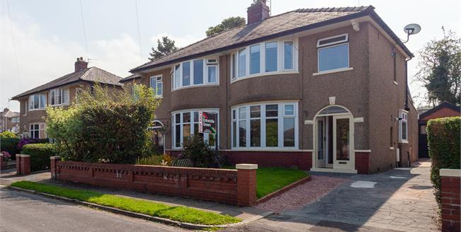 Asking Price £182,000, 3 Bedroom Semi Detached House For Sale in Blackburn, BB1