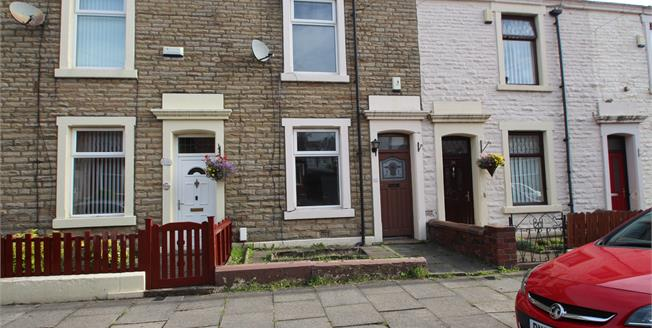 Asking Price £59,950, 2 Bedroom Terraced House For Sale in Blackburn, BB2