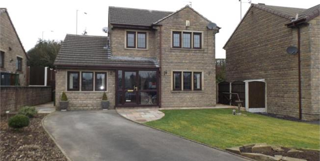 Offers Over £220,000, 4 Bedroom Detached House For Sale in Barrowford, BB9