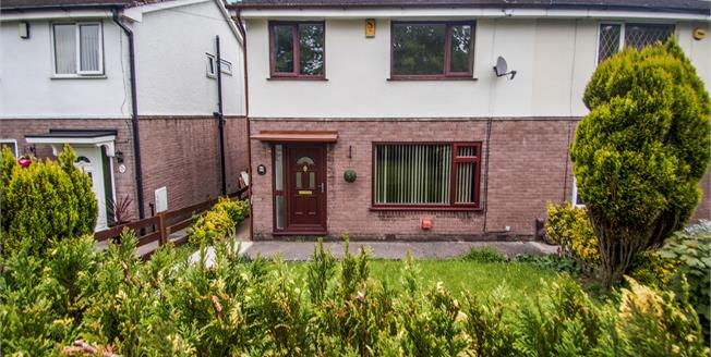Offers Over £130,000, 4 Bedroom Semi Detached House For Sale in Burnley, BB11