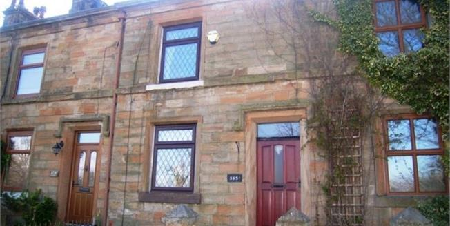 Offers Over £100,000, 2 Bedroom Terraced House For Sale in Burnley, BB12