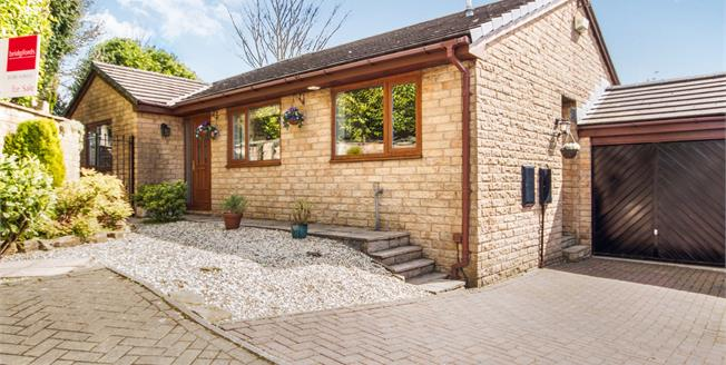 Offers in the region of £190,000, 3 Bedroom Link Detached House Bungalow For Sale in Briercliffe, BB10