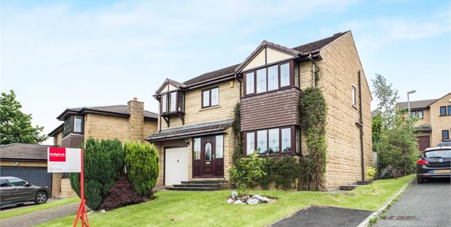 Offers Over £210,000, 4 Bedroom Detached House For Sale in Burnley, BB12