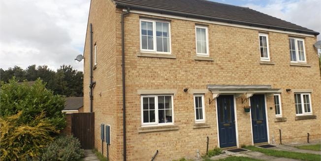 Offers in the region of £125,000, 3 Bedroom Semi Detached House For Sale in Burnley, BB12