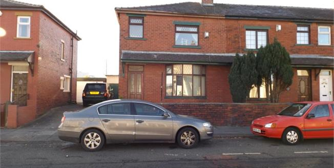 Offers in the region of £90,000, 3 Bedroom Semi Detached House For Sale in Burnley, BB10