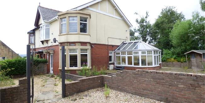 Asking Price £220,000, 3 Bedroom Semi Detached House For Sale in Read, BB12
