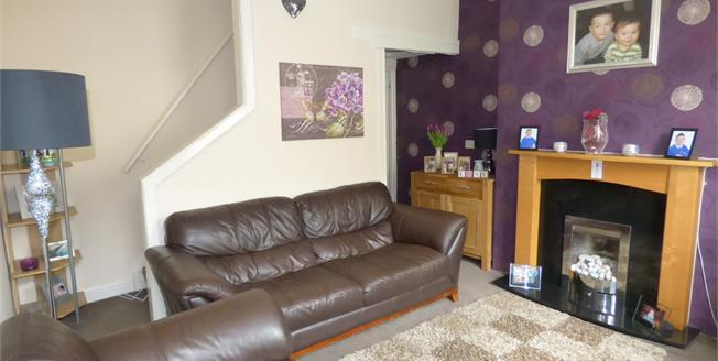 Offers in the region of £55,000, 2 Bedroom Terraced House For Sale in Burnley, BB11